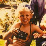 Christian Bernds, als kleiner Junge