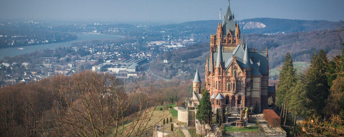 Schloss Drachen Burg