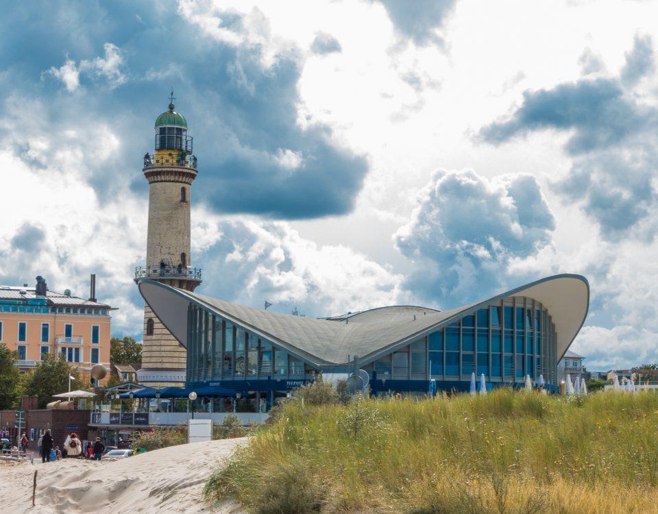 Warnemünde - Rostock / Deutsche Ostsee