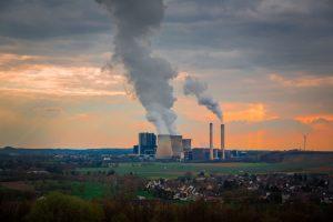 Der Indemann - Aussicht auf ein Kraftwerk