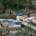 Ausblick - Burg Vianden