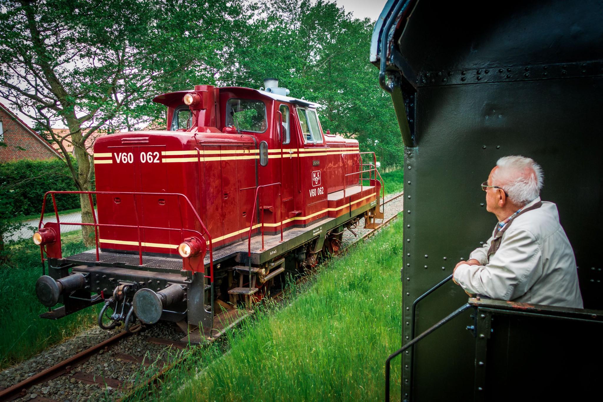Museumseisenbahn Küstenbahn Ostfriesland - Norden (M K O)