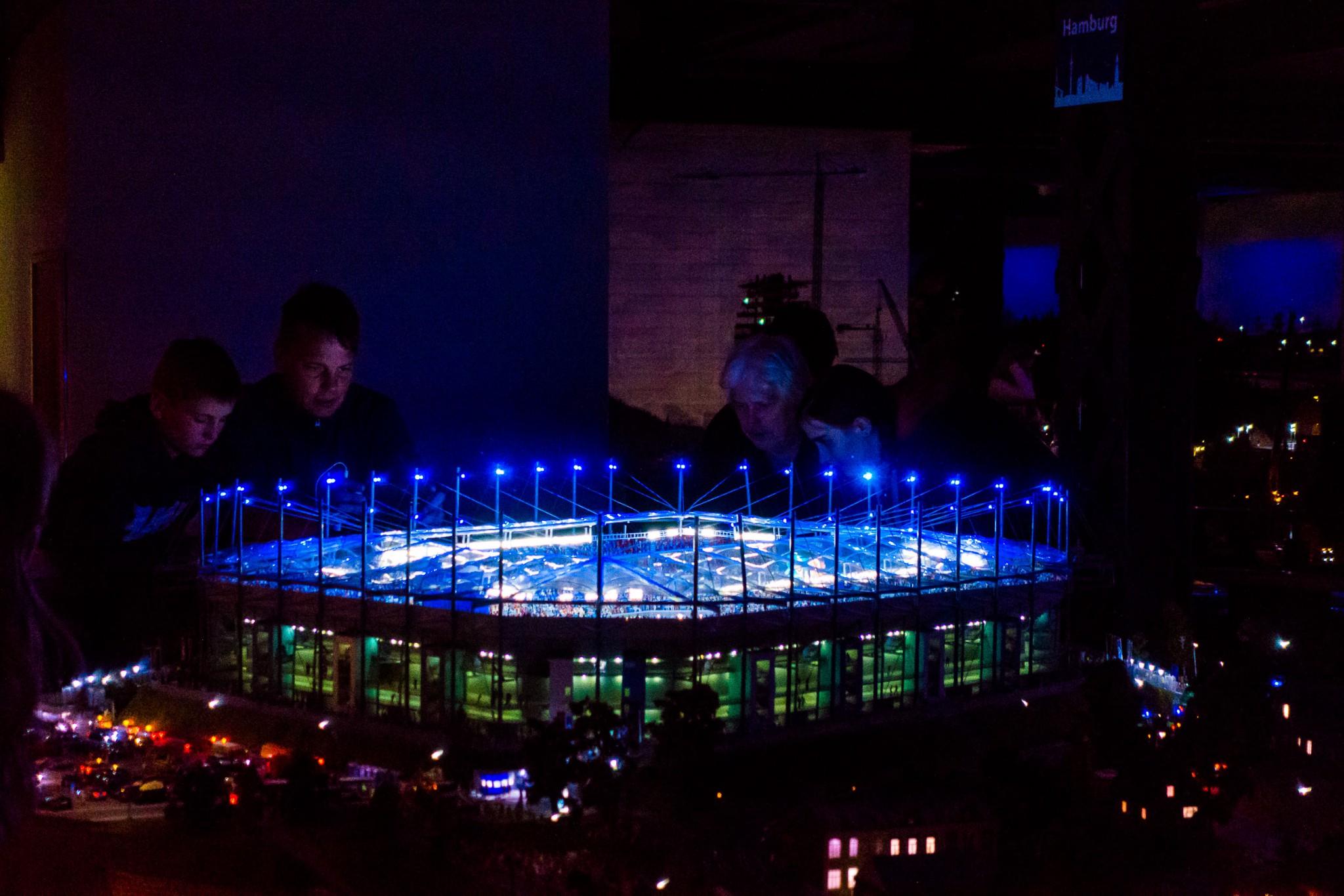 Das HSV Stadion