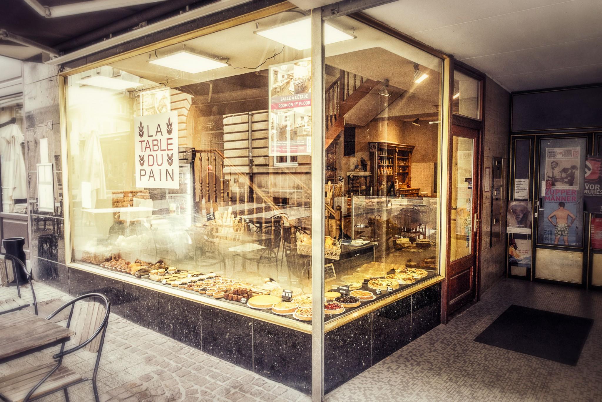 La Table Du Pain - Das beste Frühstück in Luxemburg