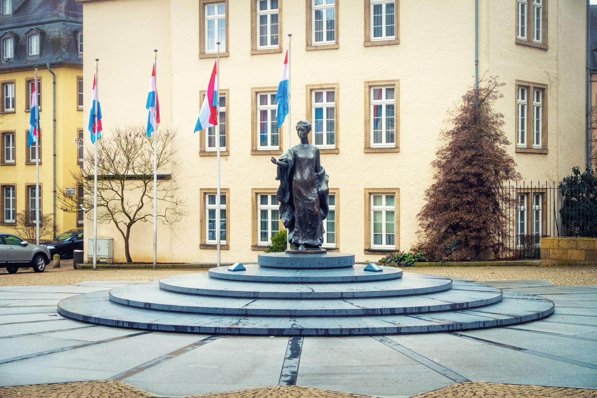 Luxemburg geprägt durch ihre Skulpturen