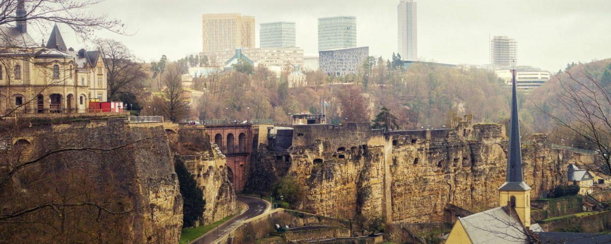 Luxemburg, Hauptstadt Luxemburg