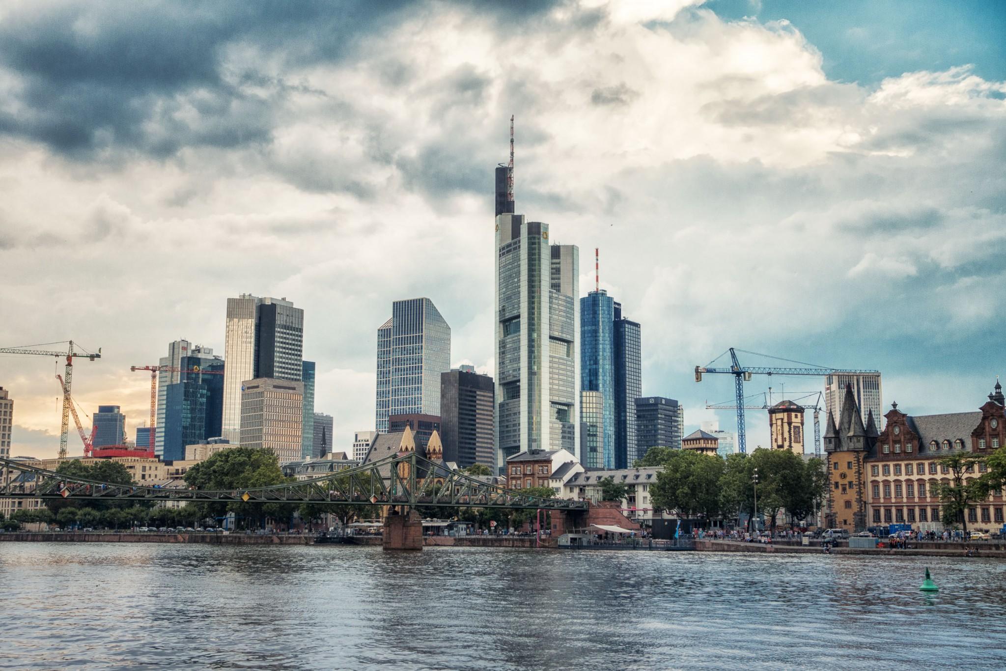 Skyline - Frankfurt am Main