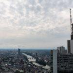 Die Aussicht vom Maintower