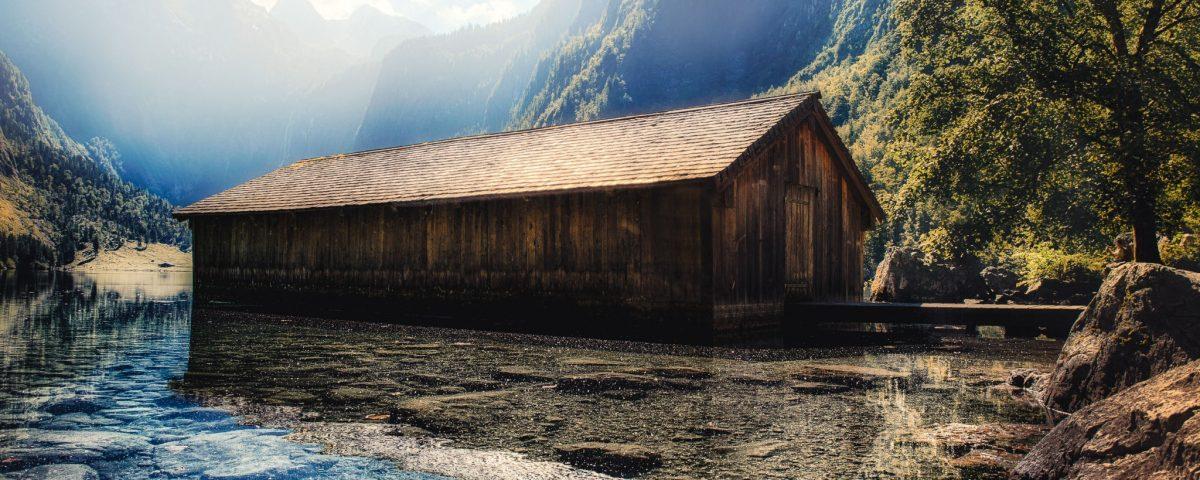 Bootshaus Obersee - Königssee