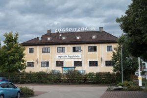 Bahnhof Zugspitzbahn
