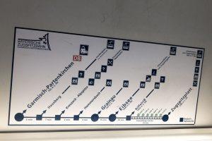 Haltestellen - Bayerische Zugspitzbahn