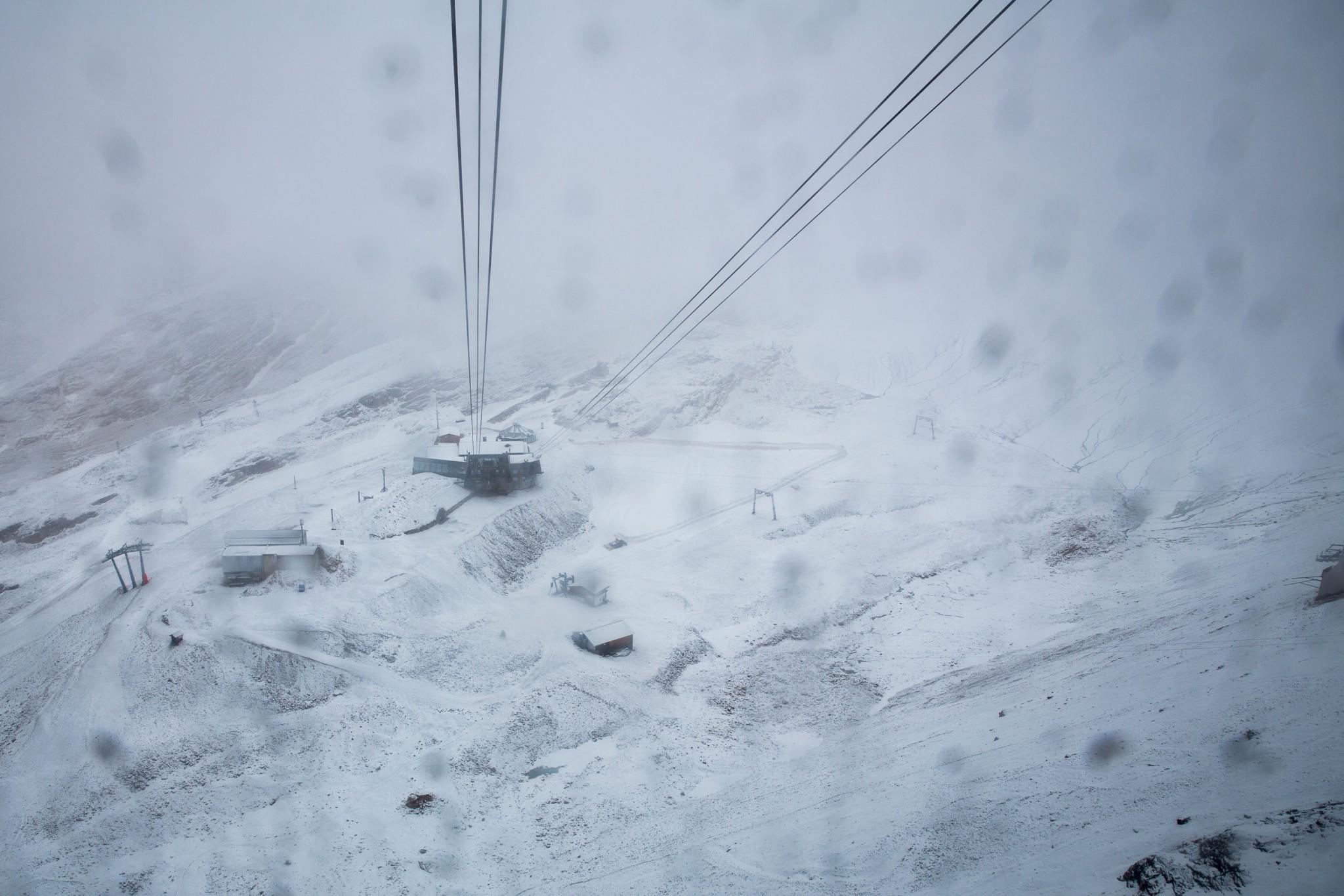 Aussicht - Gletscherbahn