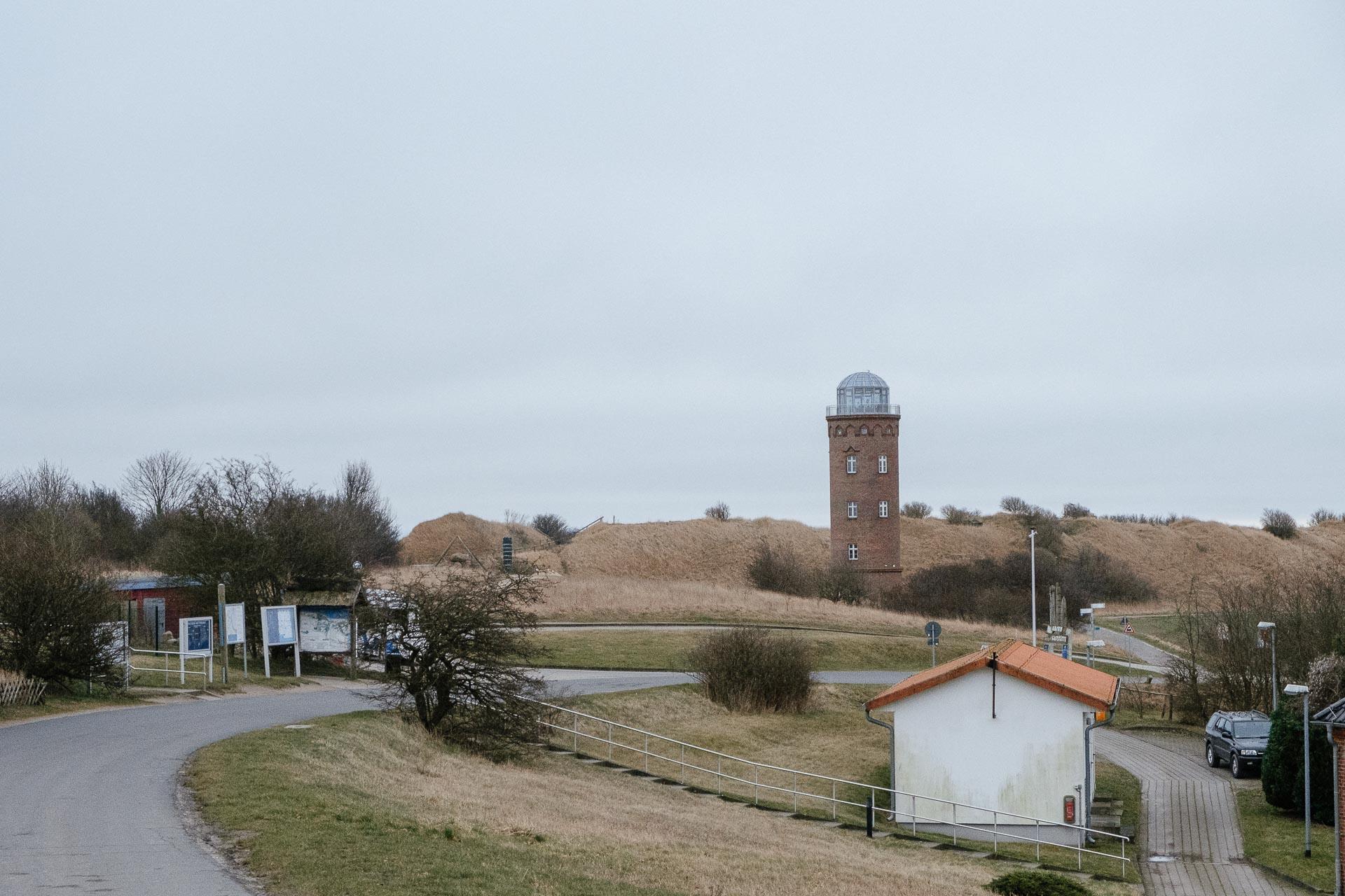 Putgarten, Kap Arkona