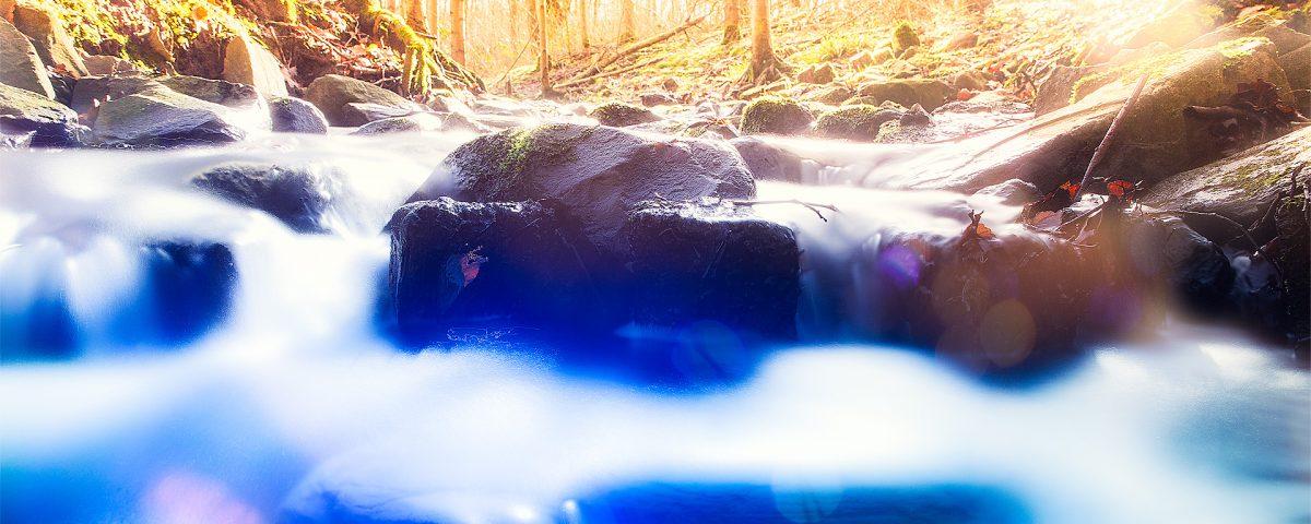 Wasserfall - Velbert / Mettmann