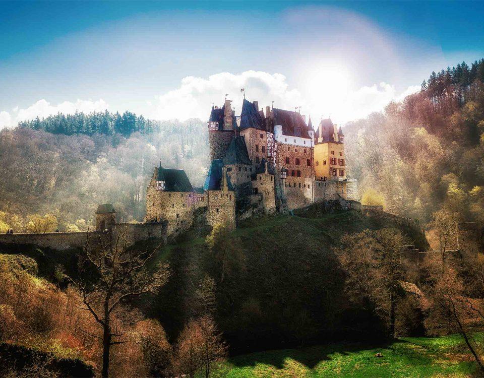 Burg Eltz (Rheinland-Pfalz, Deutschland)