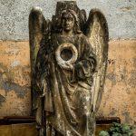 Ein Engel wacht über Vianden