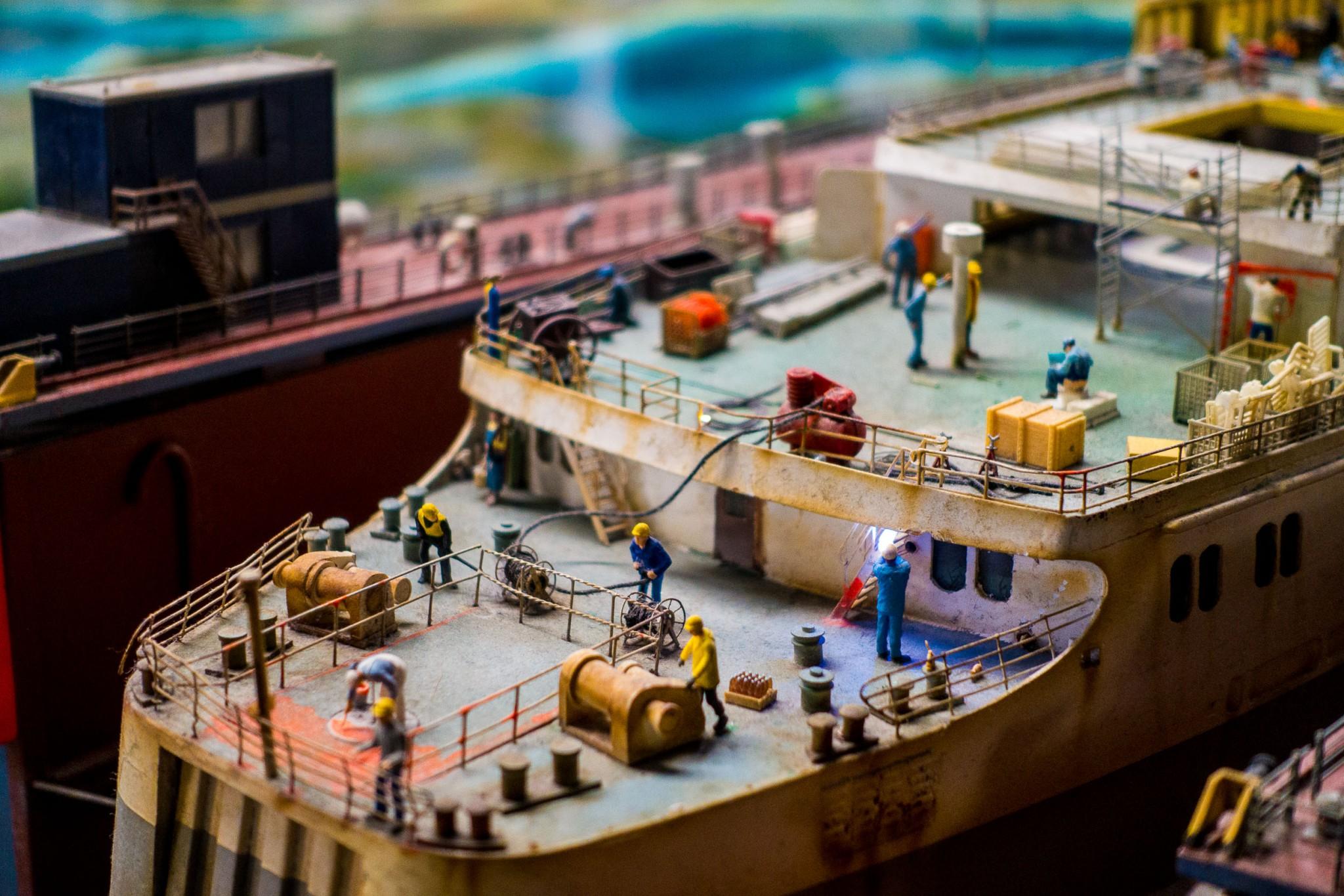 Miniatur Wunderland Hamburg - Alles bis ins kleine Detail mit liebe gestaltet