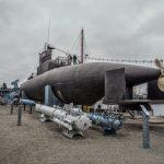 Die Außenausstellung des Deutschen Marinemuseum in Wilhelmshaven