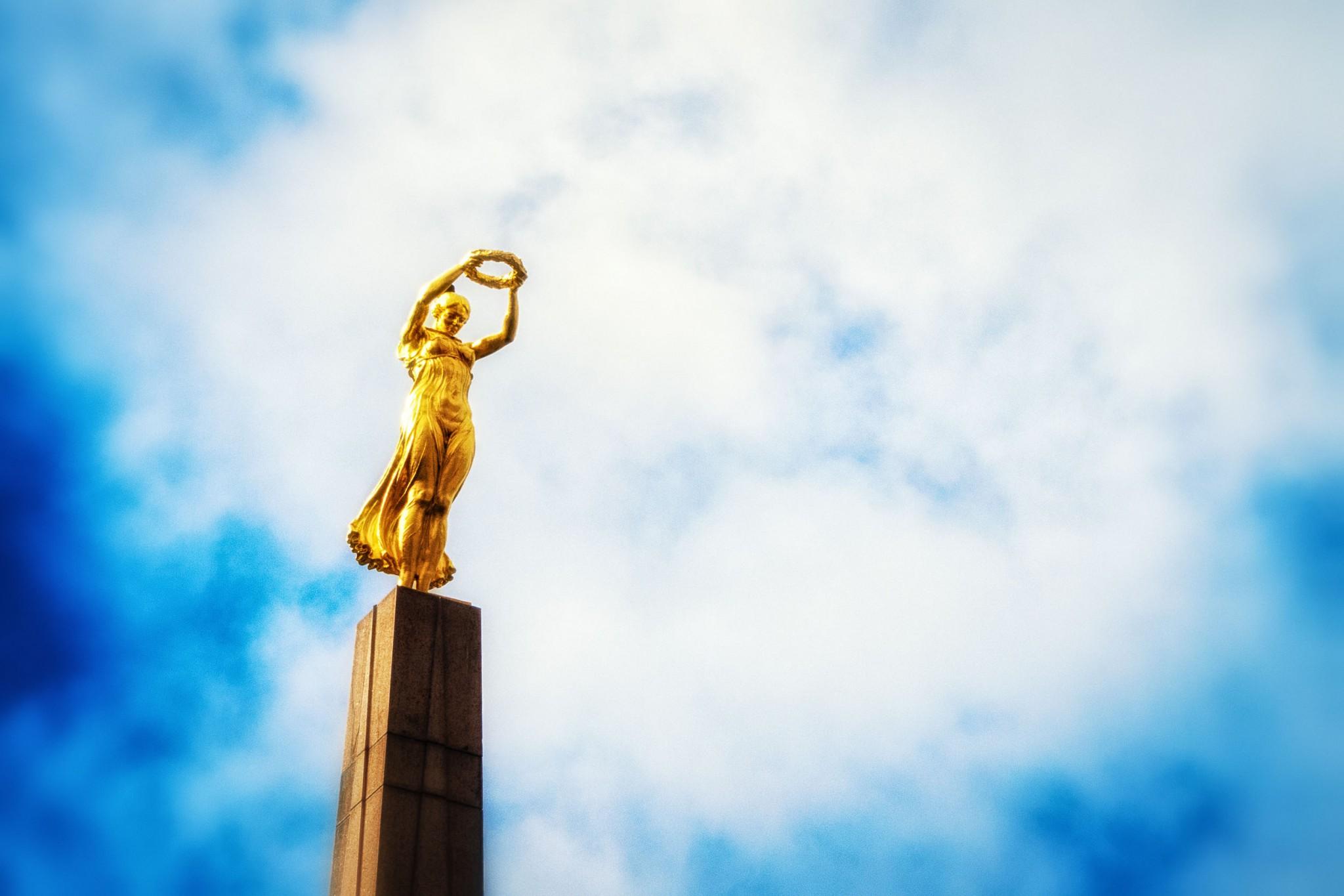 Die Goldene Frau von Luxemburg