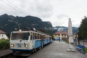 Zahnradbahn - Zugspitzbahn
