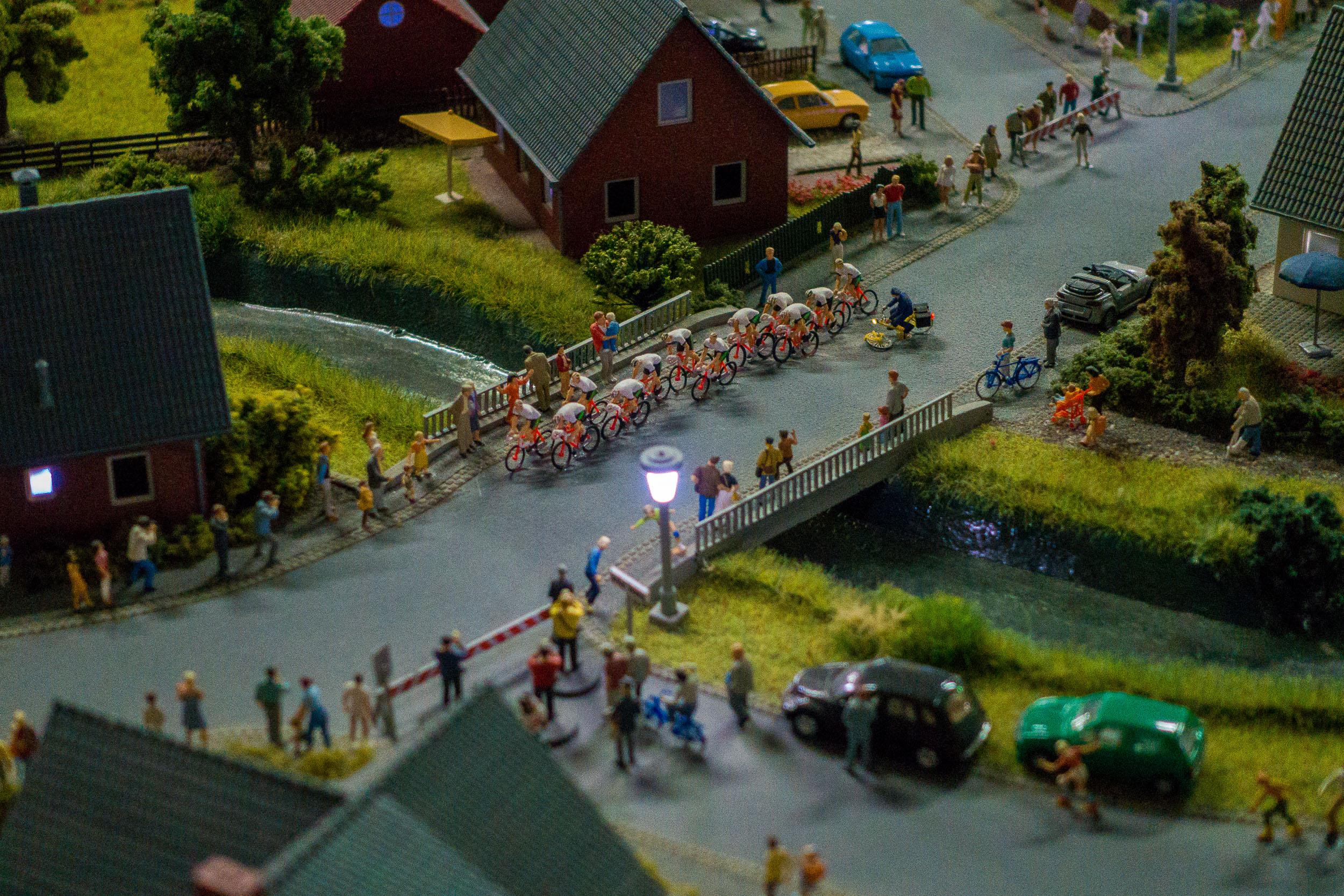 Leeraner Miniaturland - Ostfriesland ganz klein