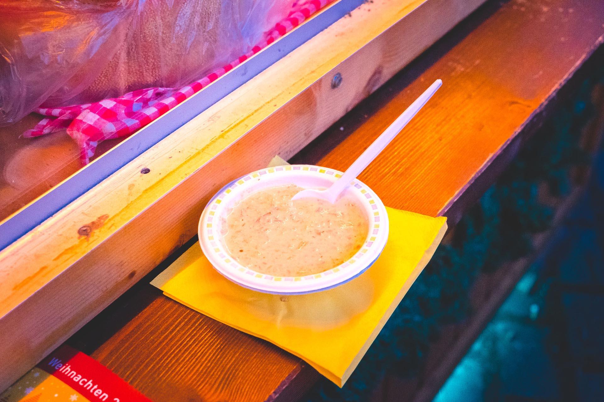 Allgäu Käsesuppe