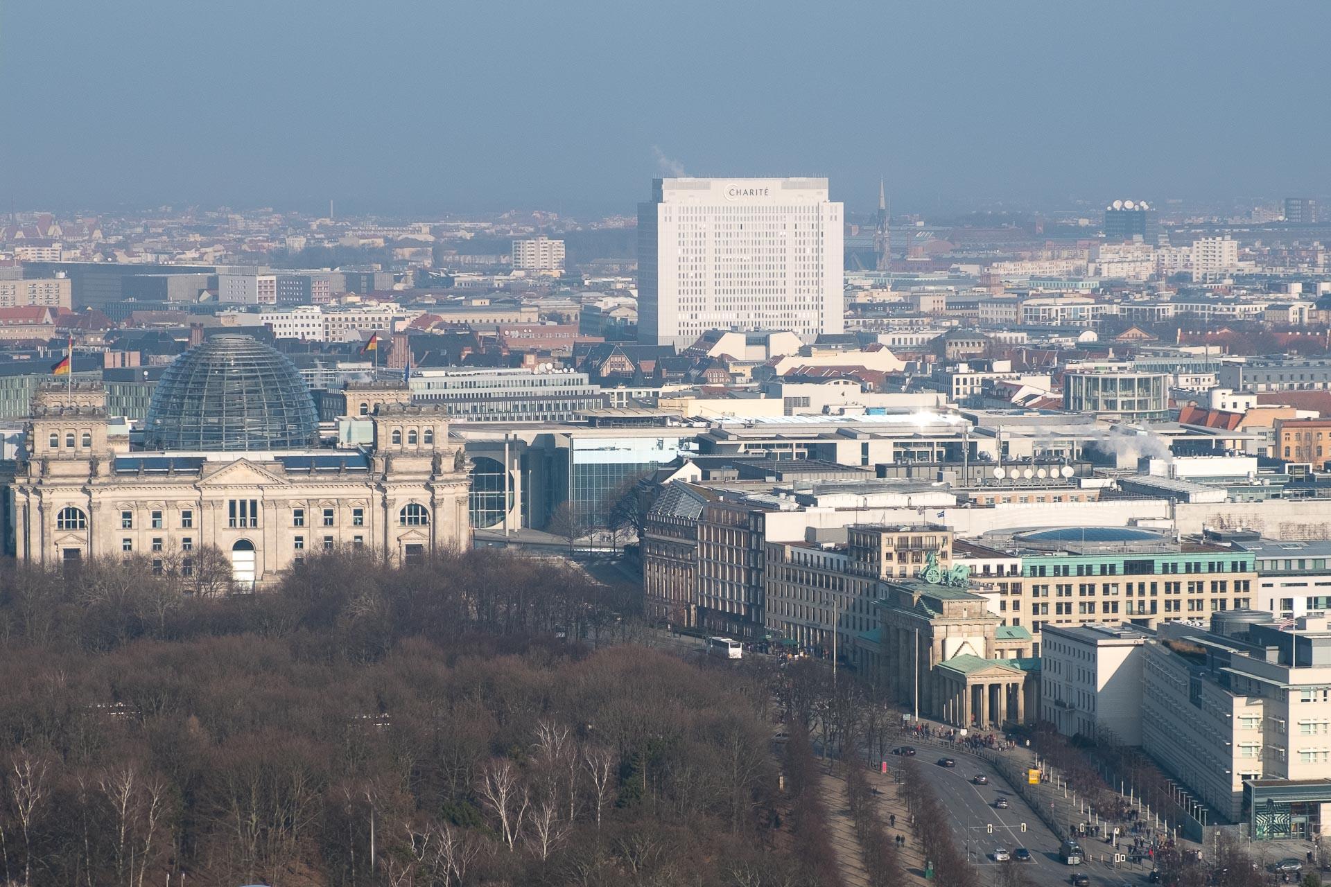 Reichstag & Brandenburger Tor