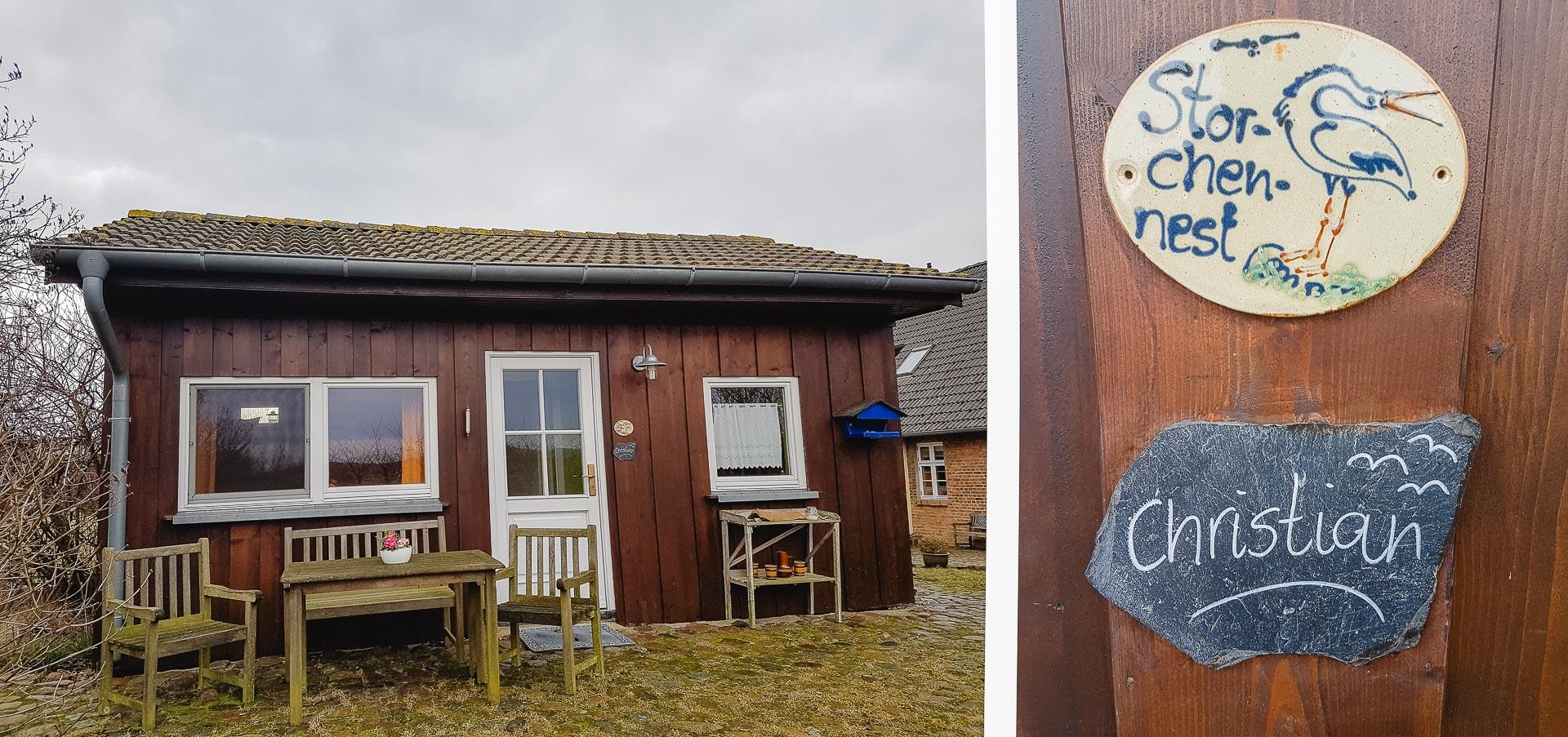 Ferienhaus - Vogelhaus auf Rügen