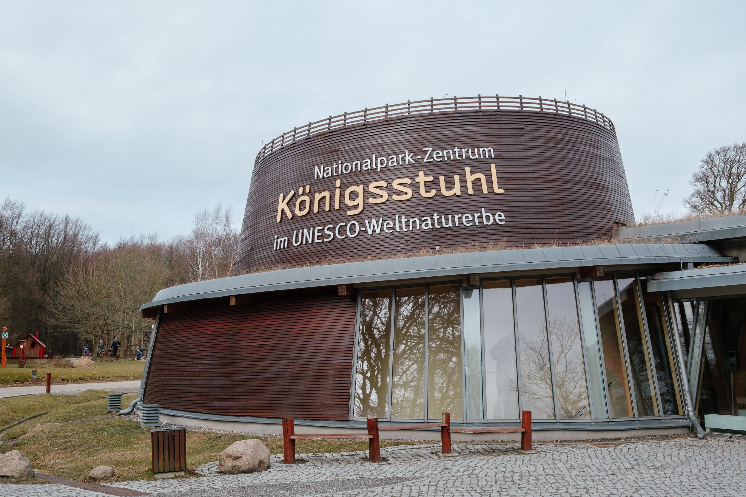 Königsstuhl, Kreidefelsen auf Rügen